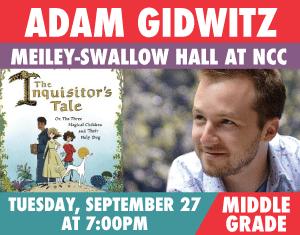 Adam Gidwitz The Inquisitor's Tale