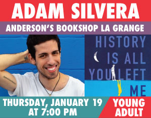 Adam Silvera History is All You Left Me