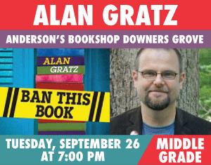 Alan Gratz Ban This Book