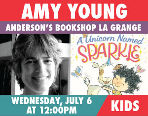 Amy Young A Unicorn Named Sparkle