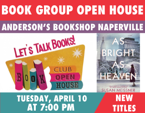 Book Group Open House