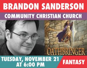 Brandon Sanderson Oathbringer