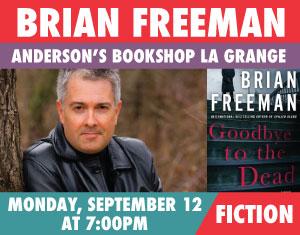 Brian Freeman Goodbye to the Dead