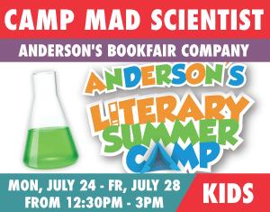 Camp Mad Scientist