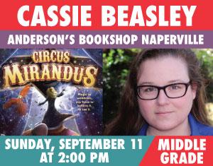 Cassie Beasley Circus Mirandus