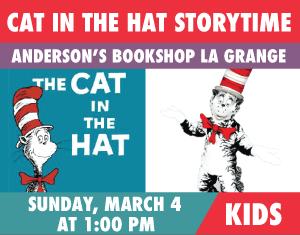 Cat in the Hat Storytime La Grange