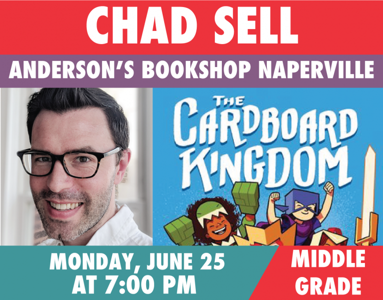 Andersons bookshop chad sell cardboard kingdom fandeluxe Images