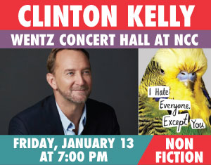 Clinton Kelly I Hate Everyone Buy You