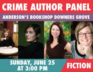 Crime Author Panel