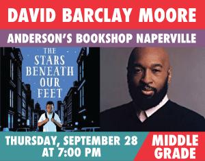 David Barclay Moore The Stars Beneath Our Feet