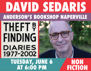 David Sedaris Theft by Finding