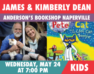 James and Kimberly Dean Pete the Cat