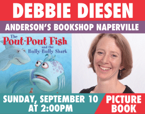 Debbie Diesen Pout Pout Fish and the Bully Bully Shark
