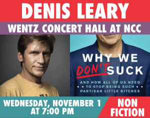 Denis Leary Why We Don't Suck