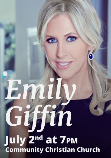 Emily Giffin Event