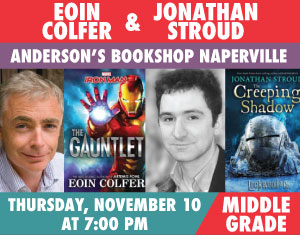 Eoin Colfer and Jonathan Stroud The Gauntlet The Creeping Shadow