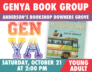 GenYA Book Group Mosquitoland