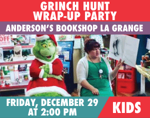 Grinch Hunt Wrap-Up Party