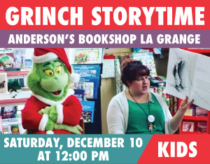 Storytime with Curious George in La Grange