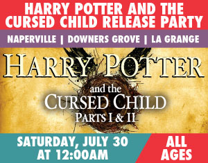 Harry Potter and the Cursed Child Release Party