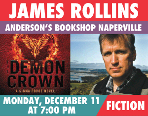 James Rollins The Demon Crown