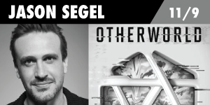 Jason Segel Otherworld