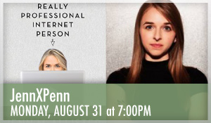 JennXPenn Really Professional Internet Person