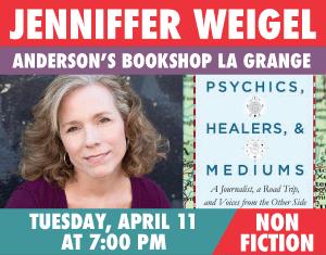 Jennifer Weigel Psychics, Healers and Mediums