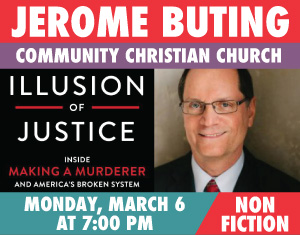 Jerome Buting Illusion of Justice Making of a Murderer