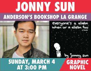 Jonny Sun everyone's a aliebn when ur a aliebn too: a book