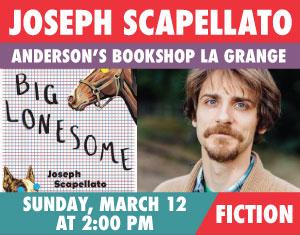 Joseph Scapellato Big Lonesome
