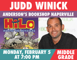 Judd Winick Hilo Book 4: Waking the Monsters