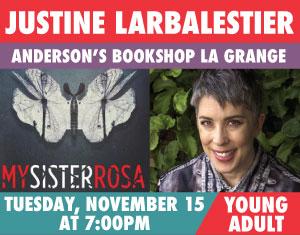 Justine Larbalestier My Sister Rosa