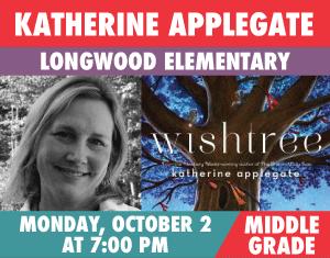 Katherine Applegate Wishtree
