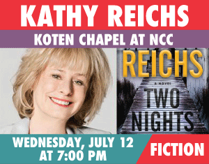 Kathy Reichs Two Reichs