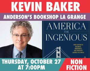 Kevin Baker America the Ingenious