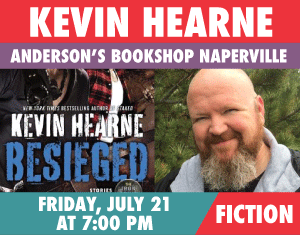 Kevin Hearne Besieged