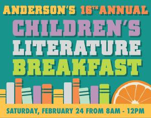 Anderson's Children's Literature Breakfast