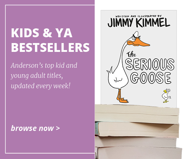 Kids and YA Bestsellers