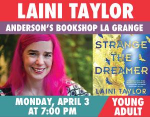 Laini Taylor Strange the Dreamer