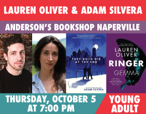 Lauren Oliver and Adam Silvera They Both Die at the End Ringer