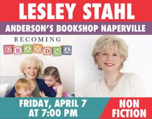 Lesley Stahl Becoming Grandma