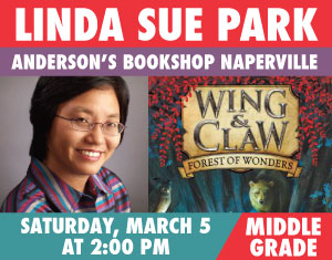 Linda Sue Park Wing and Claw Forrest of Wonders