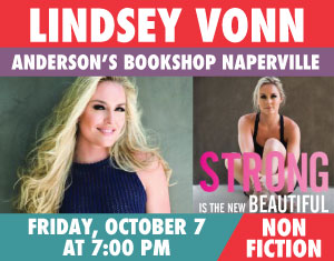 Lindsey Vonn Strong is the New Beautiful