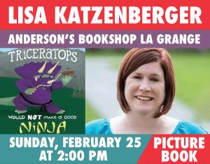 Lisa Katzenberger Triceratops Would Not Make a Good Ninja