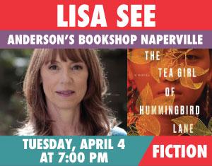 Lisa See The Tea Girl of Hummingbird Lane