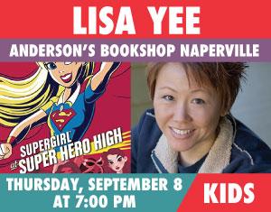 Lisa Yee Supergirl Super Hero High