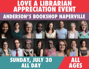 Love a Librarian Appreciation Event