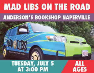 Mad Libs On the Road Event