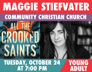 Maggie Stiefvater All the Crooked Saints